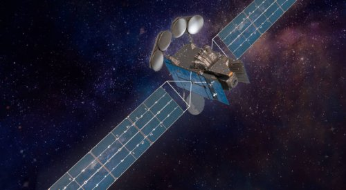 Intelsat taps Maxar for fifth C-band satellite, capping order spree