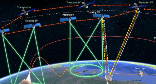 Space Development Agency to reevaluate proposals for missile-tracking satellites